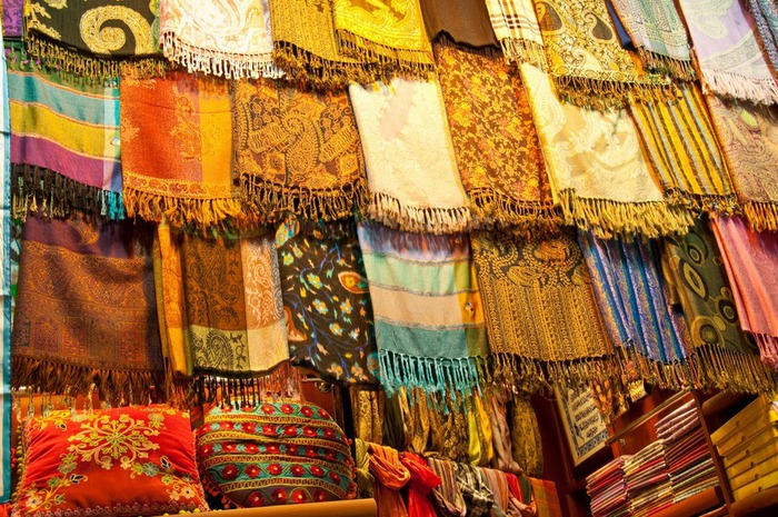 Гранд Базар в Стамбуле (Grand Bazaar Istanbul) 12846