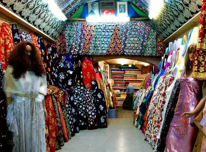 Гранд Базар в Стамбуле (Grand Bazaar Istanbul) 51986