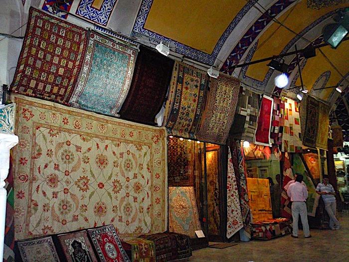 Гранд Базар в Стамбуле (Grand Bazaar Istanbul) 92137