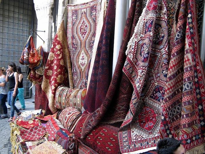 Гранд Базар в Стамбуле (Grand Bazaar Istanbul) 77727