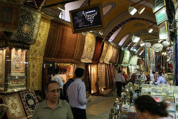 Гранд Базар в Стамбуле (Grand Bazaar Istanbul) 83392