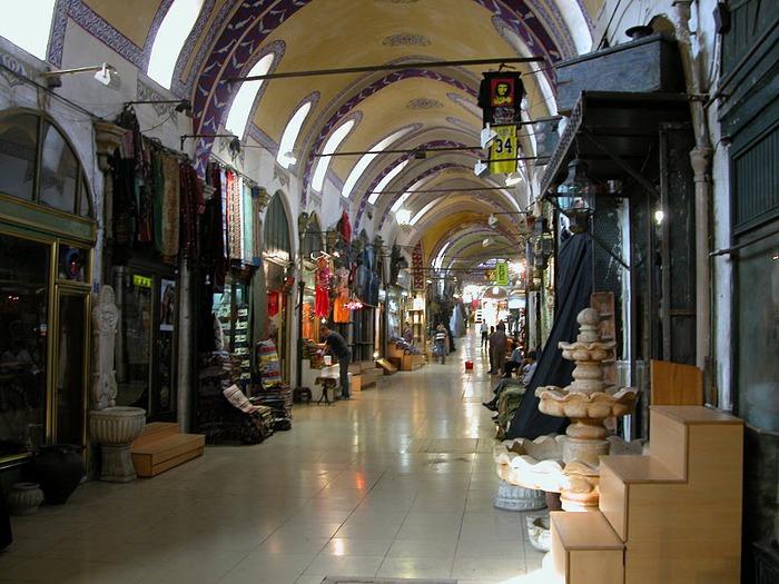 Гранд Базар в Стамбуле (Grand Bazaar Istanbul) 30052