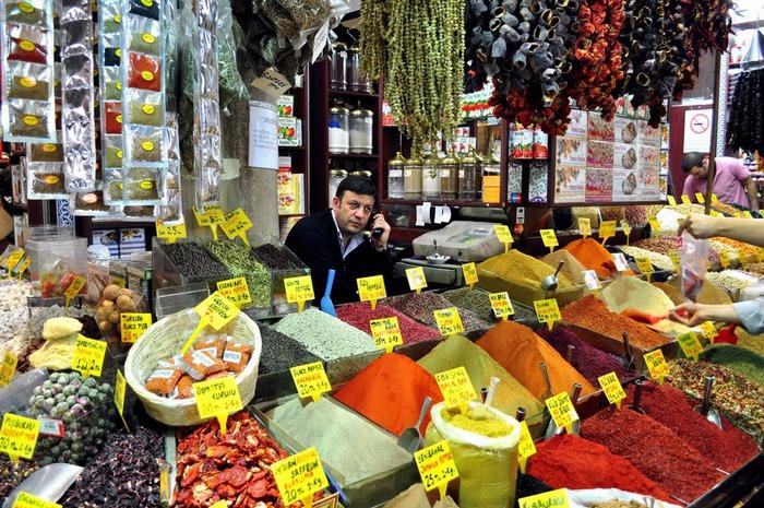 Египетский базар (или Рынок Пряностей) 30277