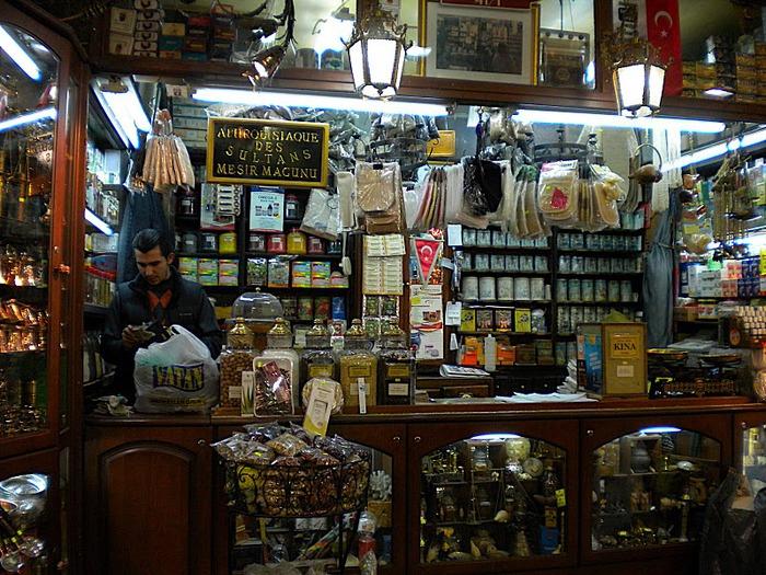 Египетский базар (или Рынок Пряностей) 40360