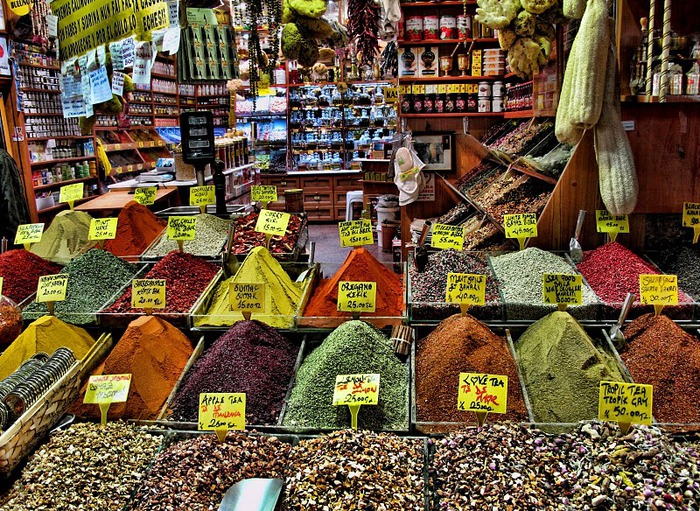 Египетский базар (или Рынок Пряностей) 24111