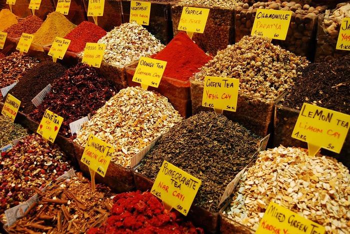Египетский базар (или Рынок Пряностей) 51466
