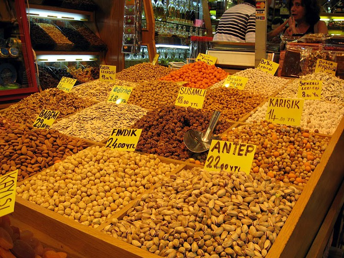 Египетский базар (или Рынок Пряностей) 69936