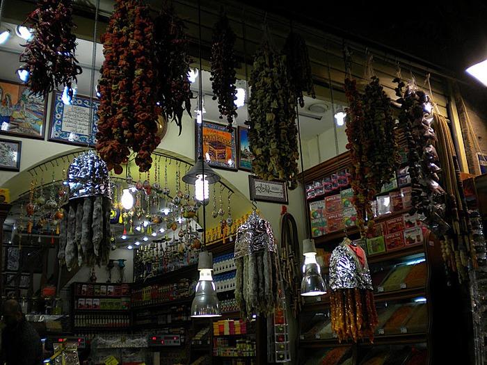 Египетский базар (или Рынок Пряностей) 20772