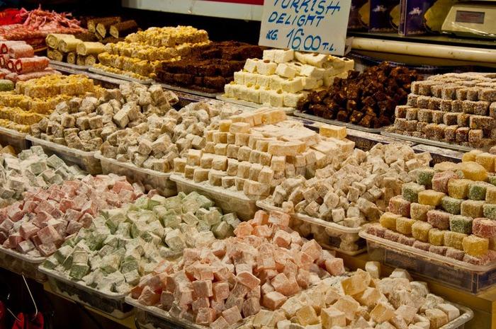 Египетский базар (или Рынок Пряностей) 69978
