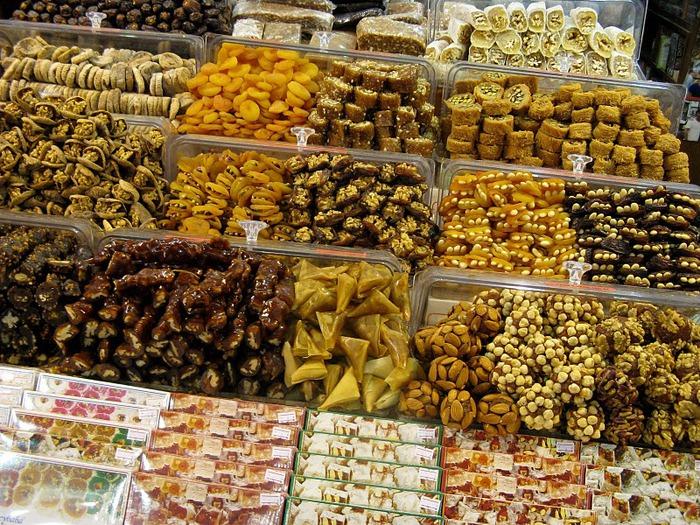 Египетский базар (или Рынок Пряностей) 61790
