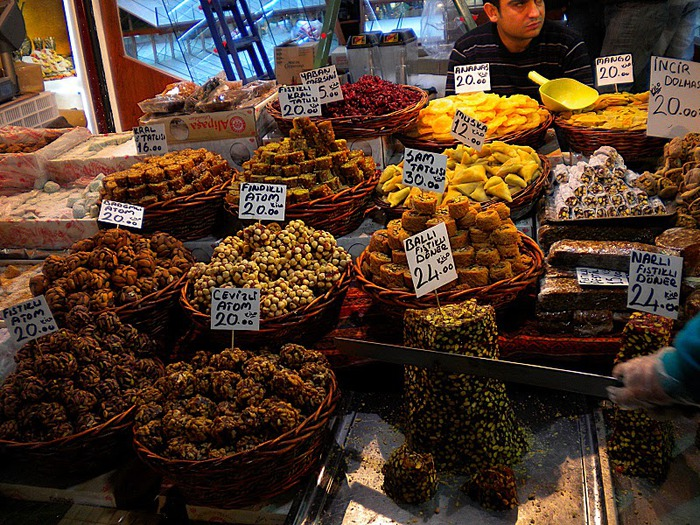 Египетский базар (или Рынок Пряностей) 73852