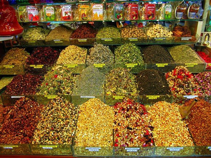 Египетский базар (или Рынок Пряностей) 52949