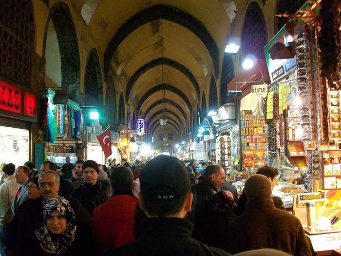 Египетский базар (или Рынок Пряностей) 94529