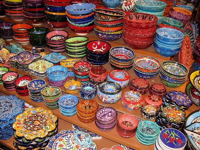 Гранд Базар в Стамбуле (Grand Bazaar Istanbul) 94438