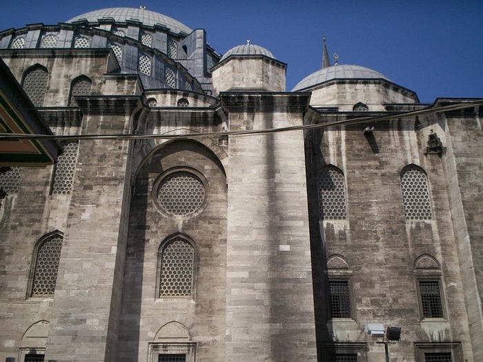 Мечеть Сулеймана - мечеть, которую хранит любовь!. 59394