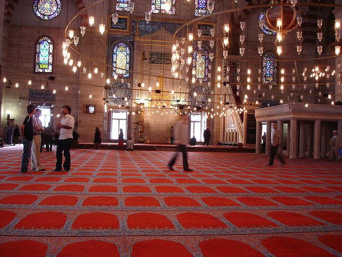 Мечеть Сулеймана - мечеть, которую хранит любовь!. 38548