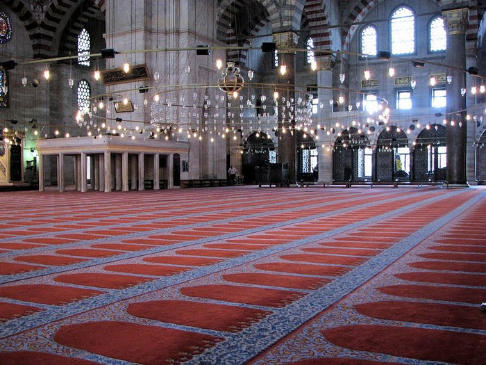 Мечеть Сулеймана - мечеть, которую хранит любовь!. 45225