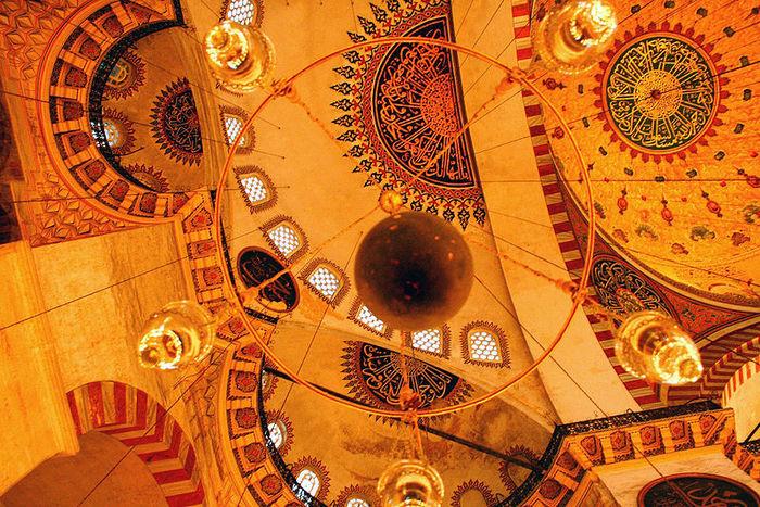 Мечеть Сулеймана - мечеть, которую хранит любовь!. 92970