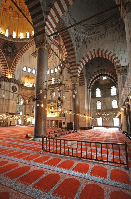 Мечеть Сулеймана - мечеть, которую хранит любовь!. 61946