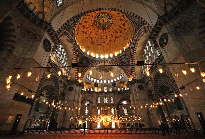 Мечеть Сулеймана - мечеть, которую хранит любовь!. 31652