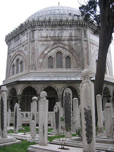 Мечеть Сулеймана - мечеть, которую хранит любовь!. 54615