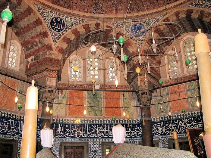 Мечеть Сулеймана - мечеть, которую хранит любовь!. 70080