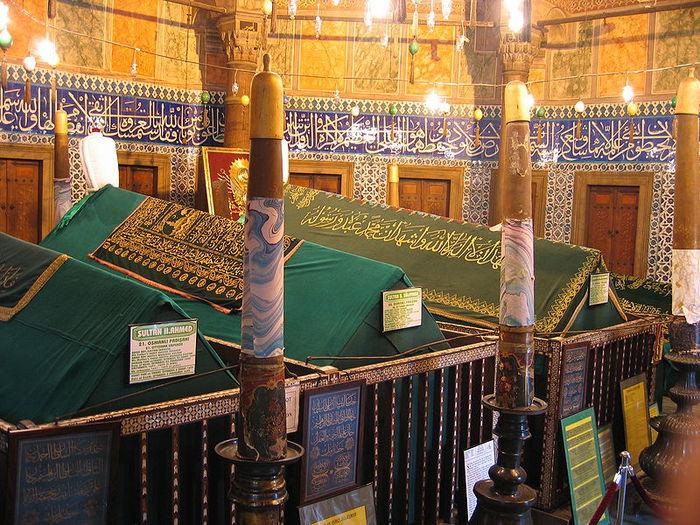 Мечеть Сулеймана - мечеть, которую хранит любовь!. 15160