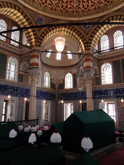 Мечеть Сулеймана - мечеть, которую хранит любовь!. 48242
