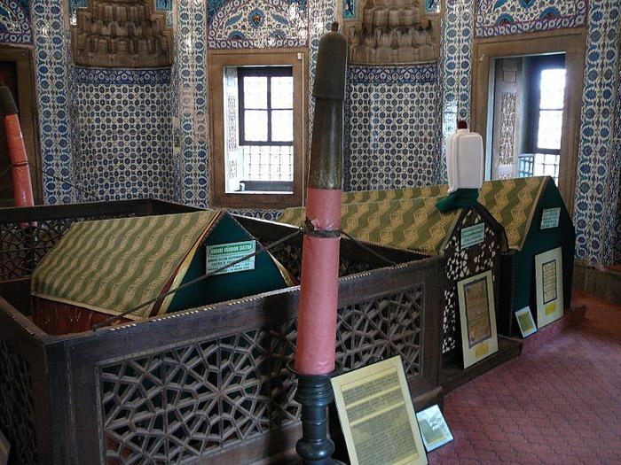 Мечеть Сулеймана - мечеть, которую хранит любовь!. 97339