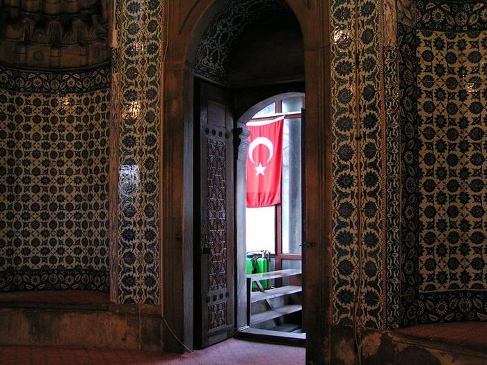 Мечеть Сулеймана - мечеть, которую хранит любовь!. 69554
