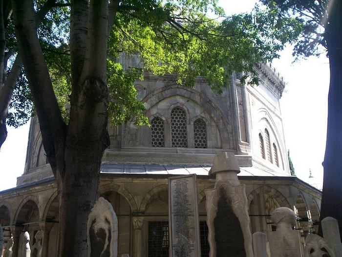 Мечеть Сулеймана - мечеть, которую хранит любовь!. 73528