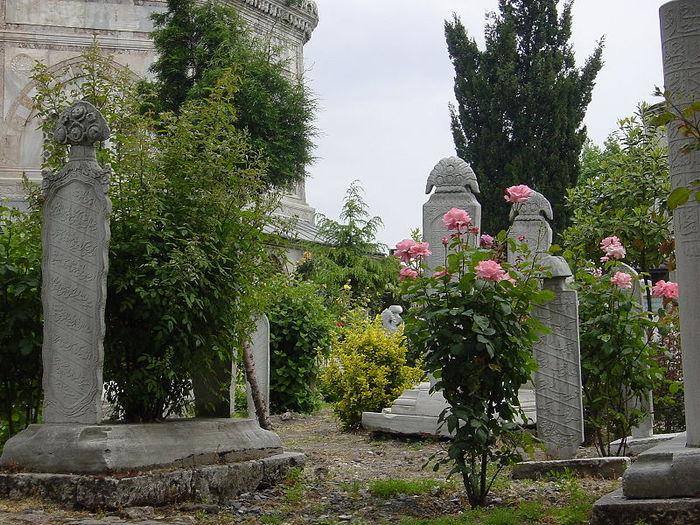 Мечеть Сулеймана - мечеть, которую хранит любовь!. 29640