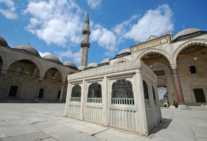 Мечеть Сулеймана - мечеть, которую хранит любовь!. 29103