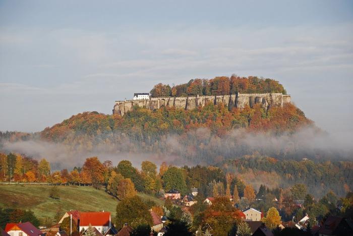 Крепость Кёнигштайн 11248