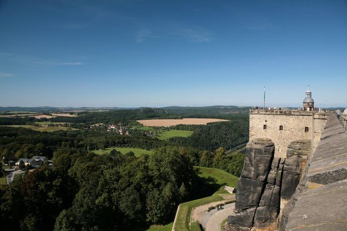 Крепость Кёнигштайн 25752