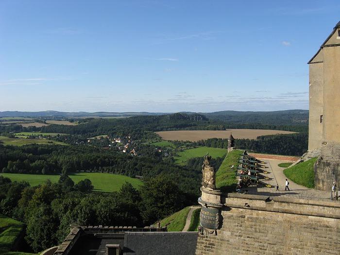 Крепость Кёнигштайн 12598