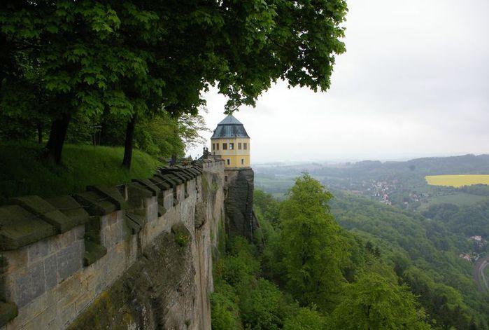 Крепость Кёнигштайн 78035