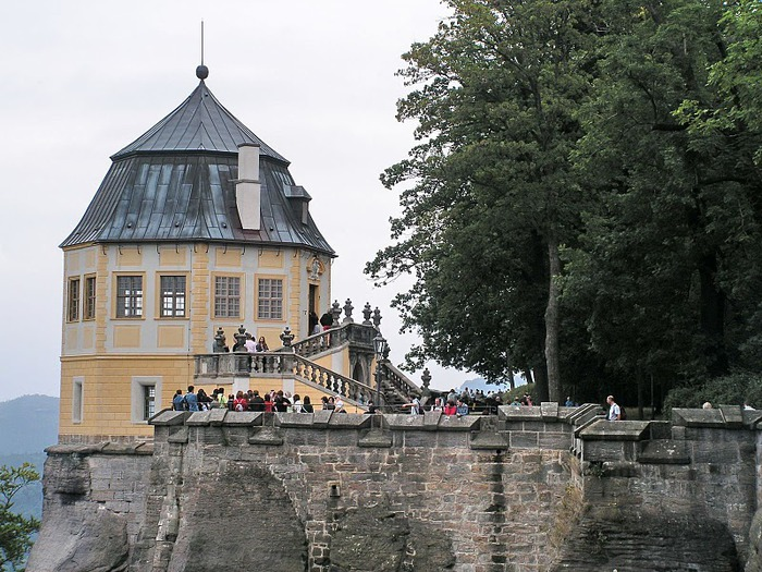 Крепость Кёнигштайн 33303