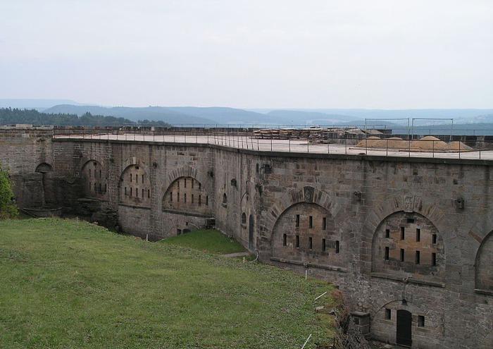 Крепость Кёнигштайн 12145