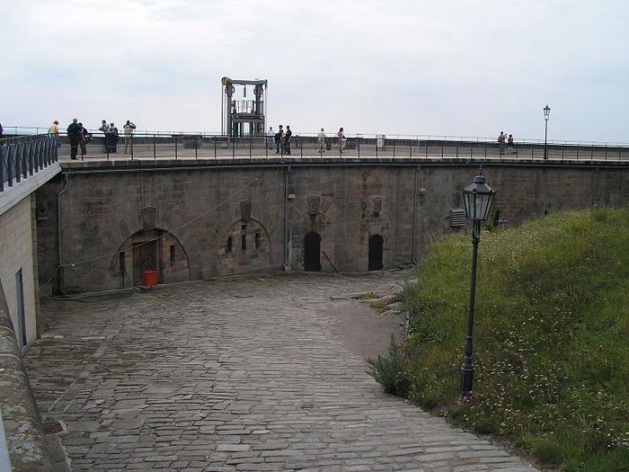 Крепость Кёнигштайн 23273