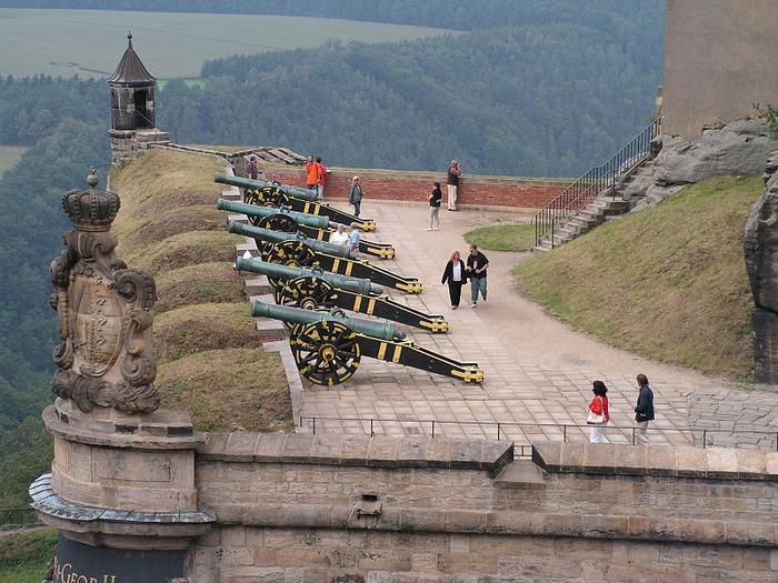 Крепость Кёнигштайн 26554