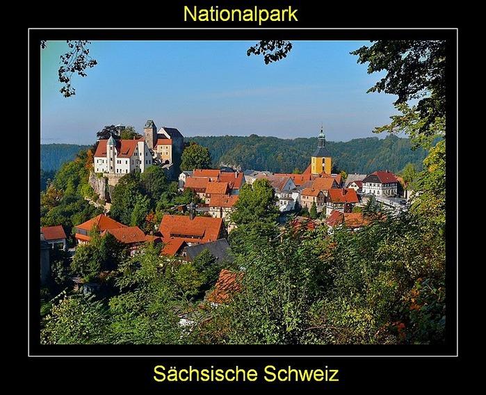 Саксонская Швейцария 74242