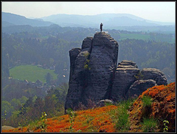 Саксонская Швейцария 46705
