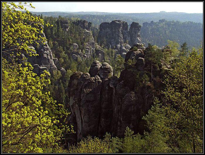 Саксонская Швейцария 78815
