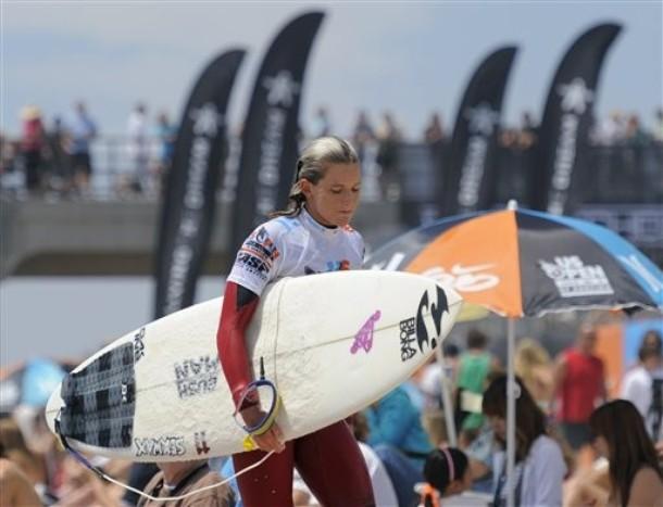 Открытый чемпионат США по серфингу, в Хантингтон-Бич, Калифорния, 2-4 августа 2010 года.