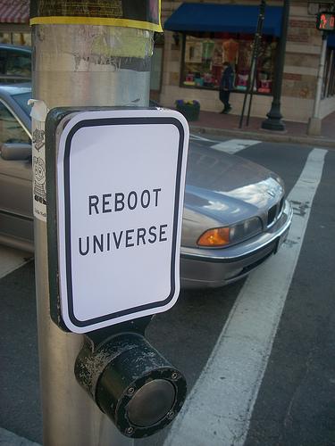 reboot universal