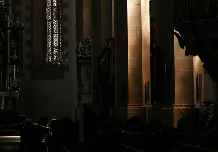 Готическая церковь св. Анны в Аннаберг-Буххольце 26495