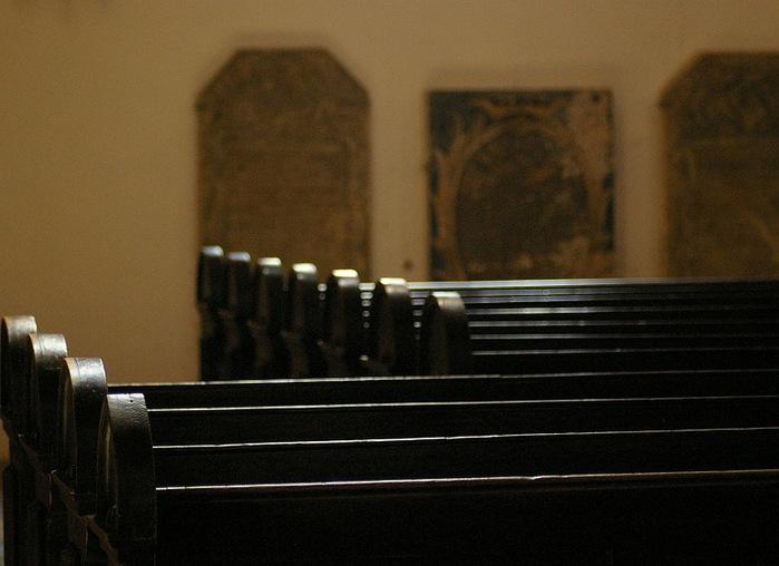 Готическая церковь св. Анны в Аннаберг-Буххольце 80136