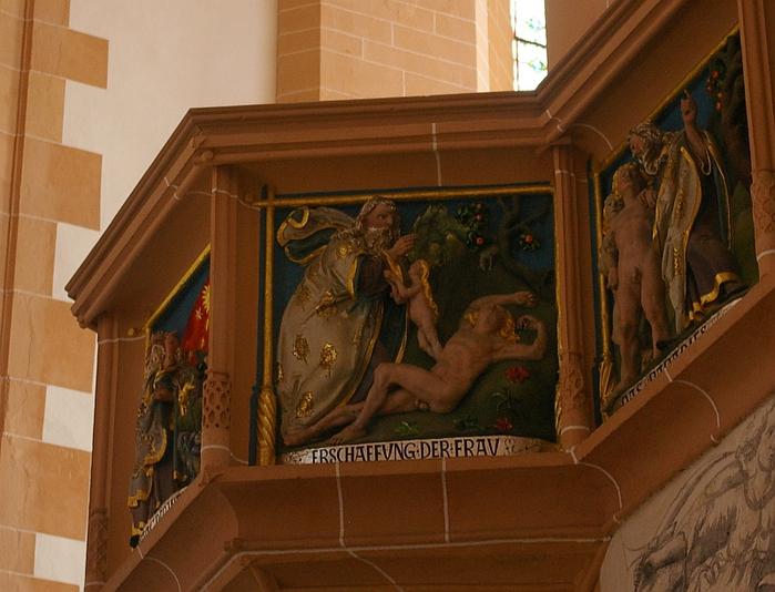 Готическая церковь св. Анны в Аннаберг-Буххольце 31625