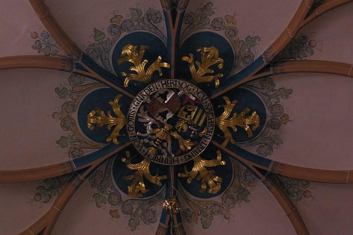 Готическая церковь св. Анны в Аннаберг-Буххольце 49283